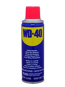 WD 40 Uses