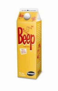 Beep retro drink