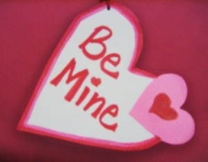 Be Mine Happy Valentine's day