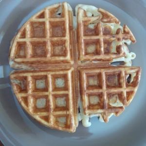 Homemade Waffle
