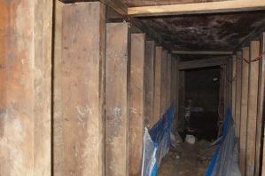 Tunnel found in Toronto